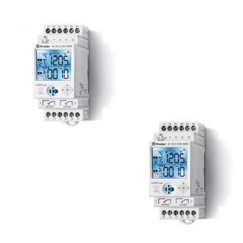 FINDER84系列数码时间继电器